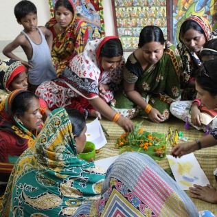 Pattachitra Artists