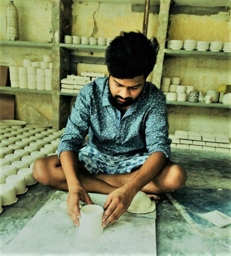 Jaipur Blue Pottery Workshops