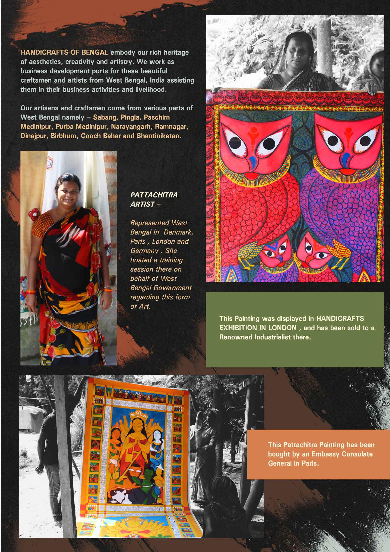 Pattachitra Paintings